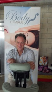 Paul Guditis, President of Body Charge USA, Chair Massages nationwide
