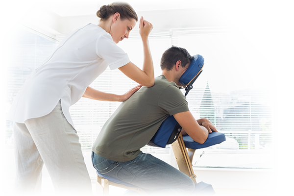 National Corporate Chair Massage & Event Chair Massages