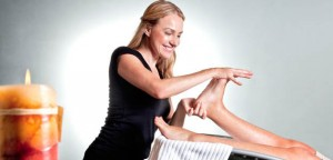 Reflexology, Corporate Chair Massage