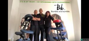 Body Charge visits Bumble and Bumble